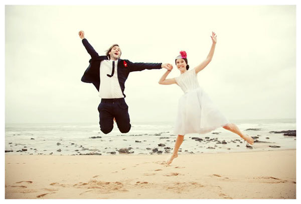 Un mariage la plage la fianc e du panda - Mariage a la plage ...