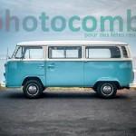 Photocombi photobooth mariage combi Volkswagen - La Fiancee du Panda Blog mariage