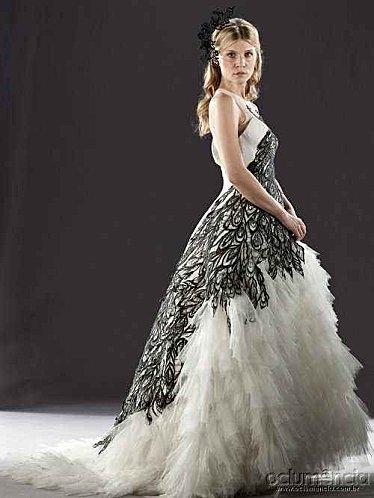 Mariage de cinéma Harry Potter , être une mariée canon, c\u0027est pas sorcier