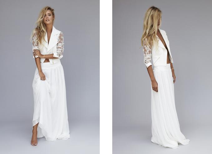 Rime Arodaky robe de mariee 2013 Moss perfecto jupe bonnie modèle