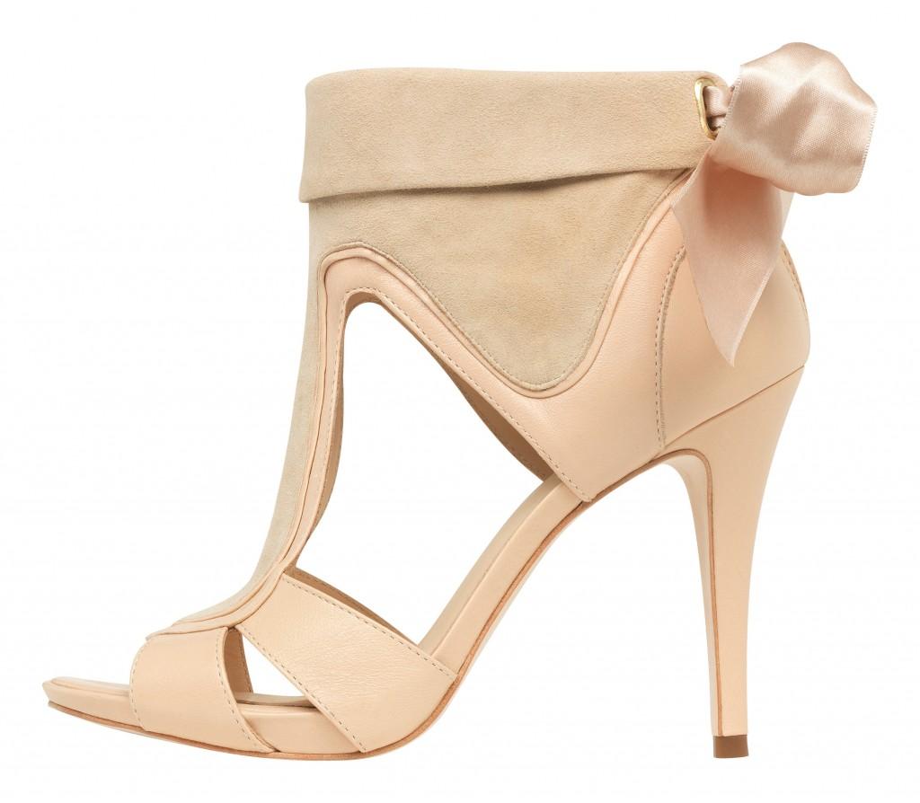 Chaussures mariage Delphine Manivet pour Cosmo Paris - LaFianceeduPanda.com