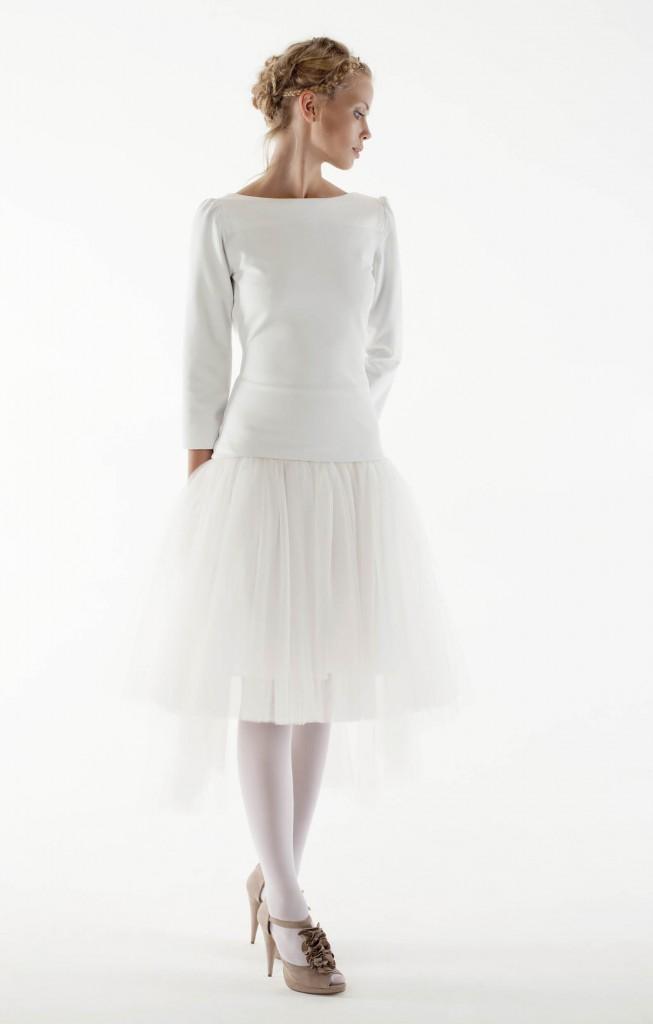 Comment avez-vous décidé de créer des robes de mariées ?
