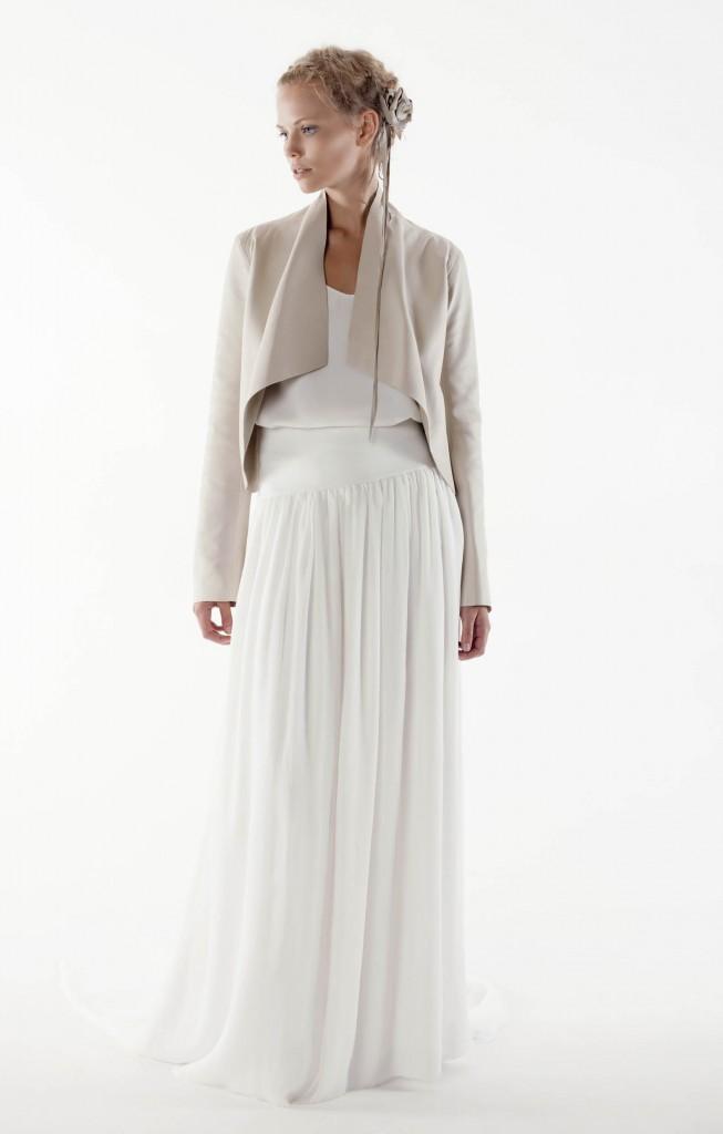 robe de mariee Orlane Herbin - robe Mary Lou - LaFianceeduPanda.com