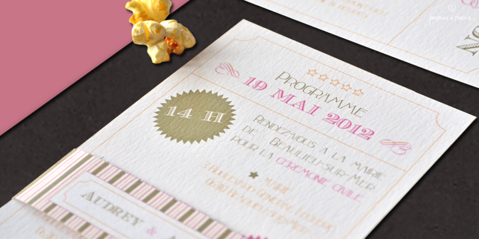 Papier et Poesie - faire-part save the date mariage originaux - LaFianceeduPanda 8