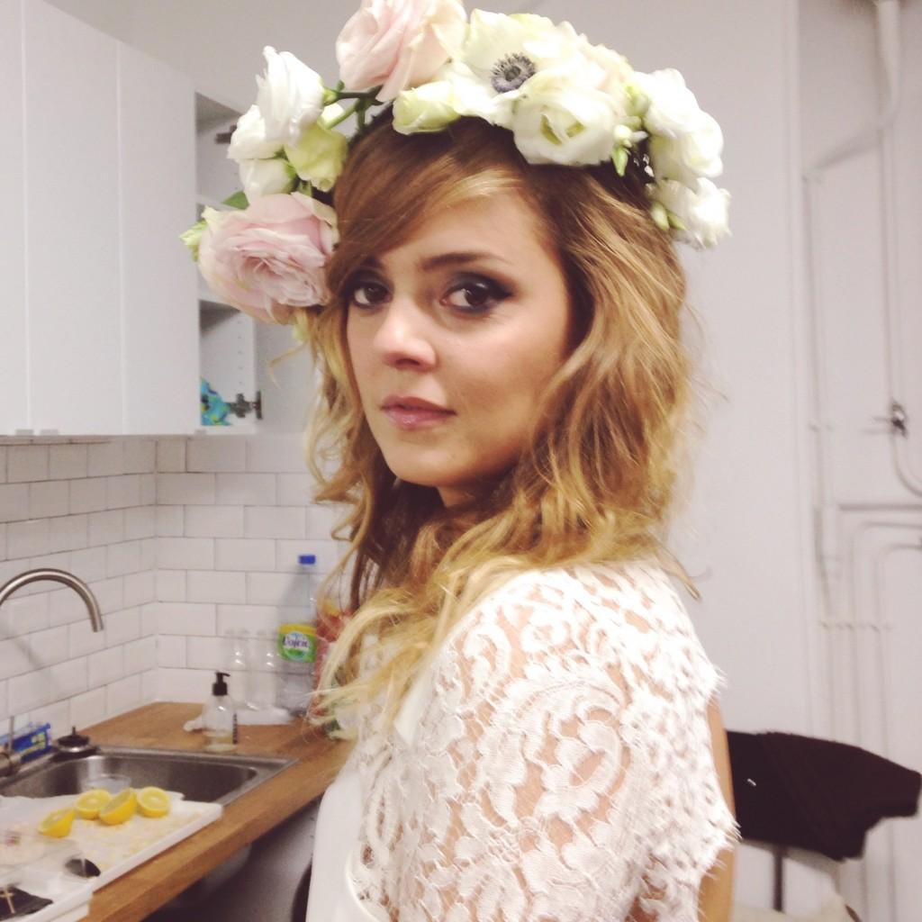 Rime Arodaky robes de mariee 2014 defile - LaFianceeduPanda.com