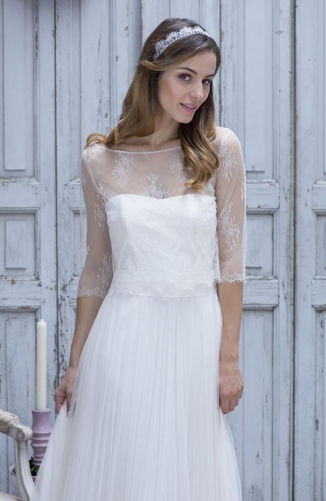 Marie Laporte robe de mariee 2014 - Celeste - LaFianceeduPanda.com 21