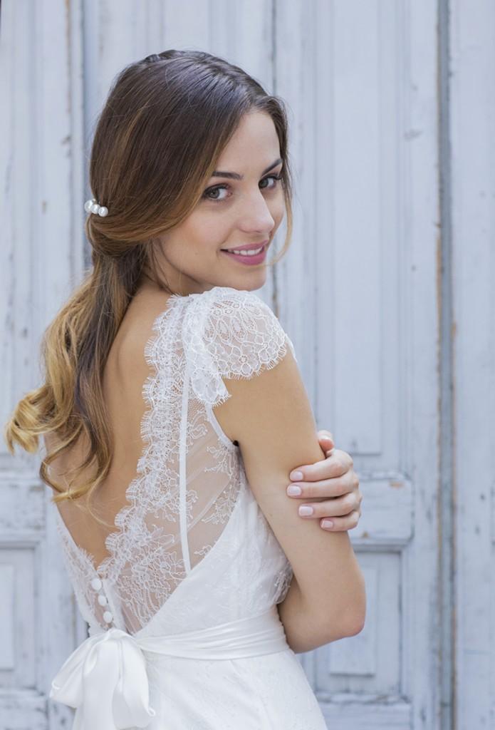 Marie Laporte robe de mariee 2014 - Celestina - LaFianceeduPanda.com 2