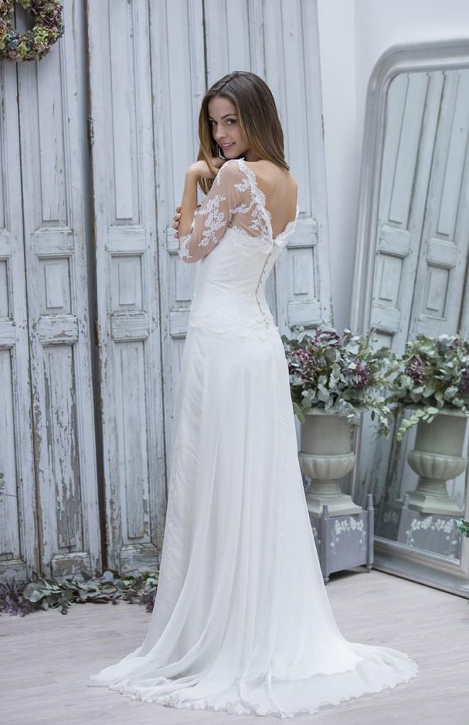 Marie Laporte robe de mariee 2014 - Clemence - LaFianceeduPanda.com 4
