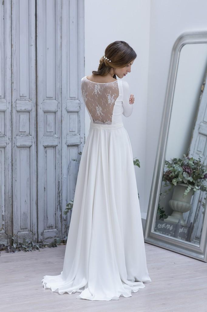 Marie Laporte robe de mariee 2014 - Clementina - LaFianceeduPanda.com 8