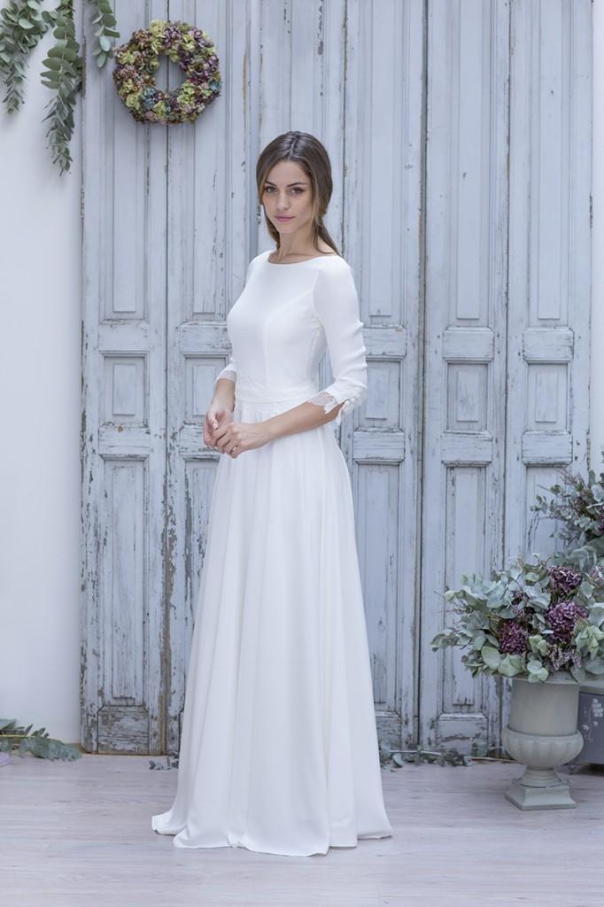 Marie Laporte robe de mariee 2014 - Clementina - LaFianceeduPanda.com 9