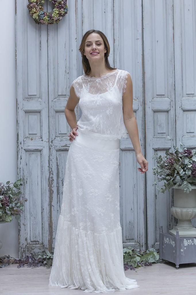 Marie Laporte robe de mariee 2014 - Emilienne - LaFianceeduPanda.com 13