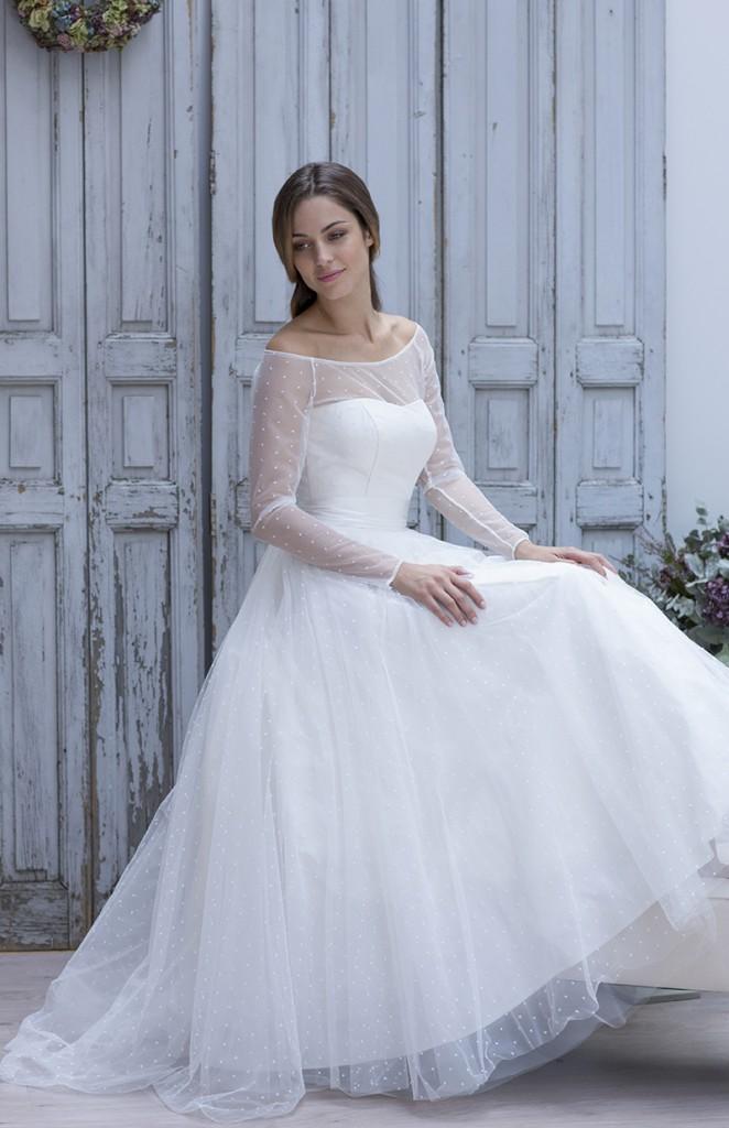 Marie Laporte robe de mariee 2014 - Natalia - LaFianceeduPanda.com 3