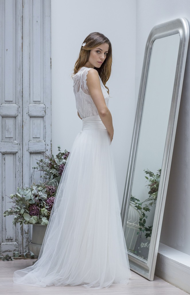 Marie Laporte robe de mariee 2014 - Paola - LaFianceeduPanda.com 17