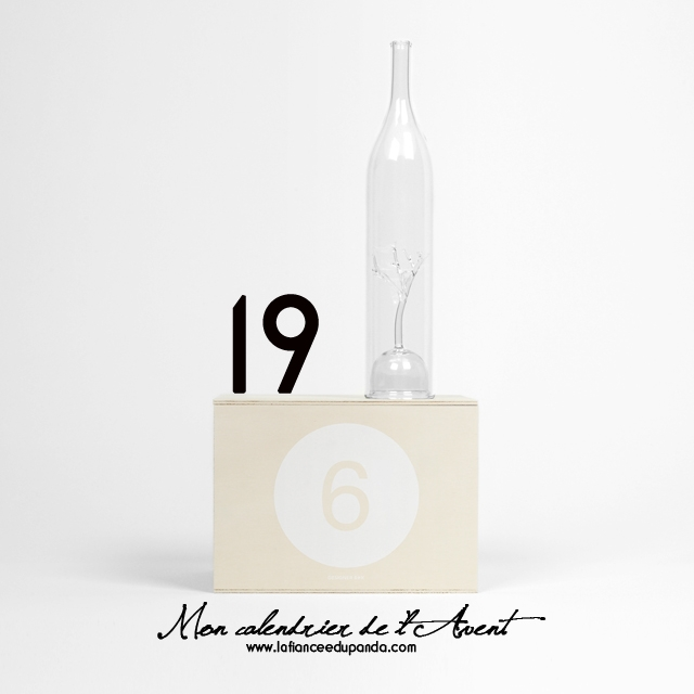 designer box une belle id e de cadeau de mariage calendrier de l 39 avent la fianc e du panda. Black Bedroom Furniture Sets. Home Design Ideas