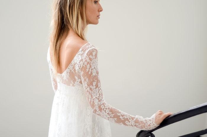 Abbot Kinney: Delphine Manivet invente la robe de mariée en série ...