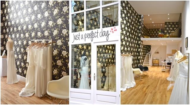 Just a perfect day jolie boutique de robes de mari e lyon for Boutiques de robes de mariage de miami