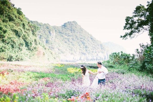 25 Mariage champetre fleurs - La Fiancee du Panda Blog Mariage et Lifestyle
