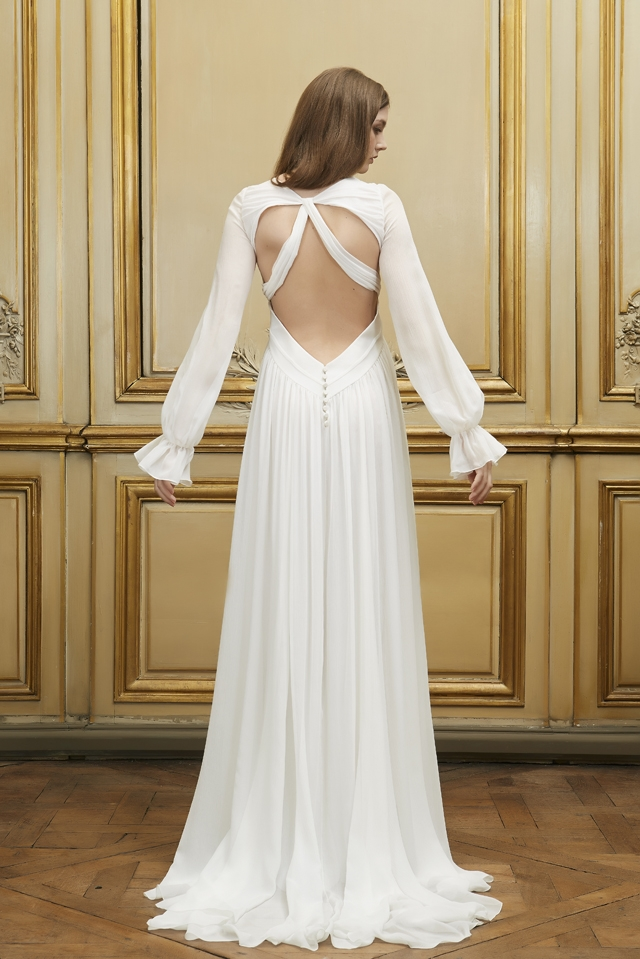 Robe de mariee Aliocha Delphine Manivet 2015 - La Fiancee du Panda blog Mariage et Lifestyle