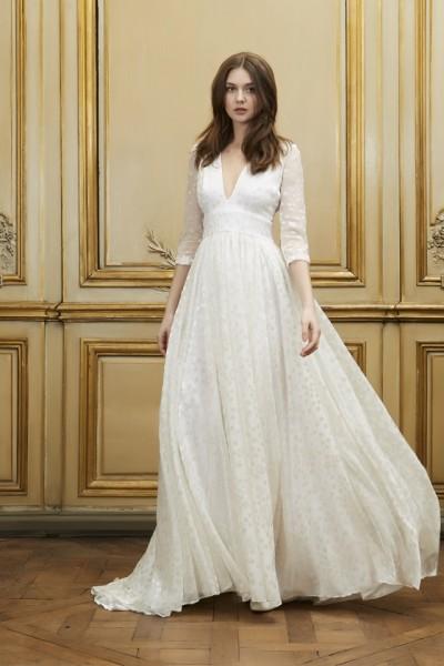Robes de mariée: Delphine Manivet 2015  La Fiancée du Panda I Blog ...