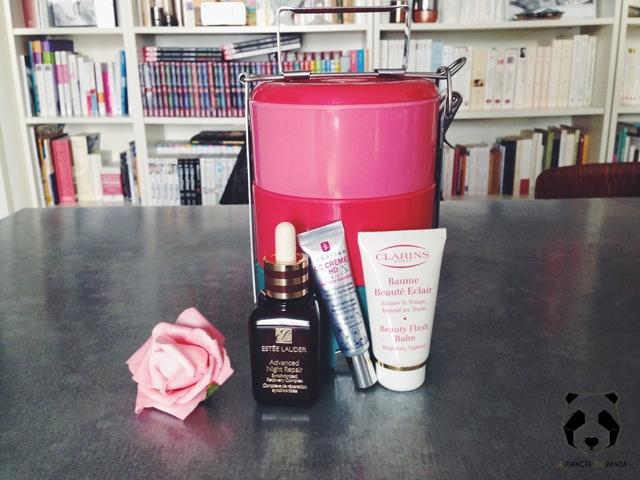 conseils beaute mariage produits teint Estee Lauder Erborian Clarins - La Fiancee du Panda blog Mariage et Lifestyle 2