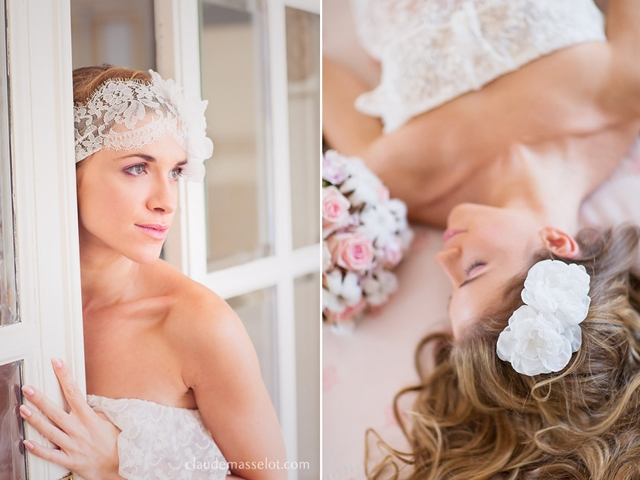 Rhapsodie France bijoux cheveux mariee - photo Claude Masselot - La Fiancee du Panda Blog mariage