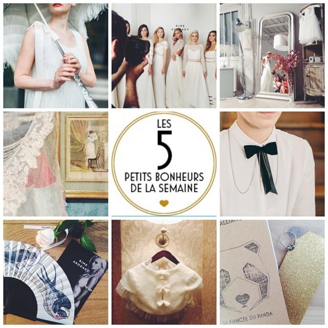 5 petits bonheurs de la semaine - La Fiancee du Panda blog mariage et lifestyle 40