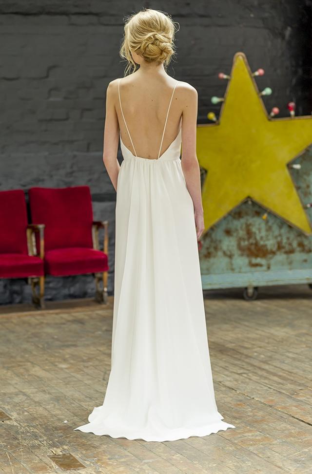 atelier anonyme robe de mariee oh oui 2015 modele olympe