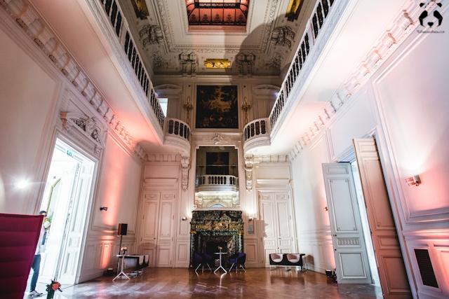 Hotel Salomon de Rothschild mariage salle de reception Paris - Sc Photo Simon Cassanas - La Fiancee du Panda Blog Mariage et Lifestyle-025