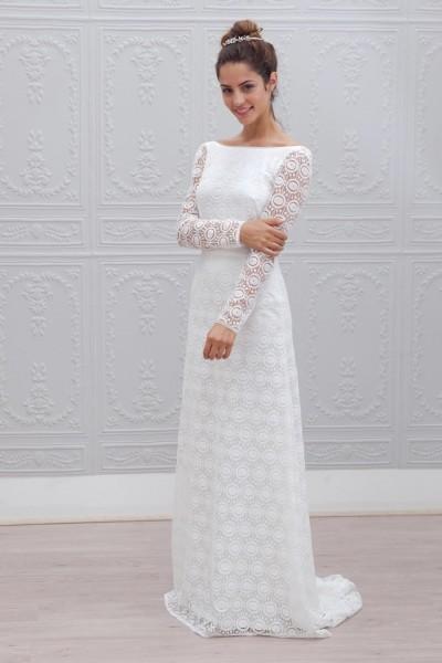 2015 de robes de mariée Marie Laporte ., voici le lookbook des ...