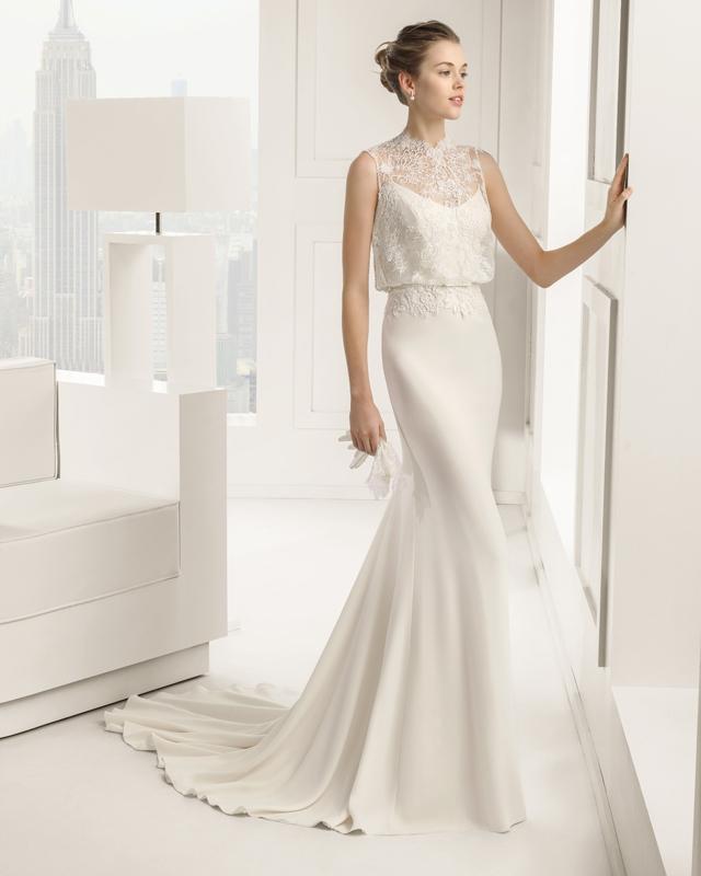 Rosa Clara Printemps Mariage 2015 - Sabrina - La Fiancee du Panda blog mariage et lifestyle