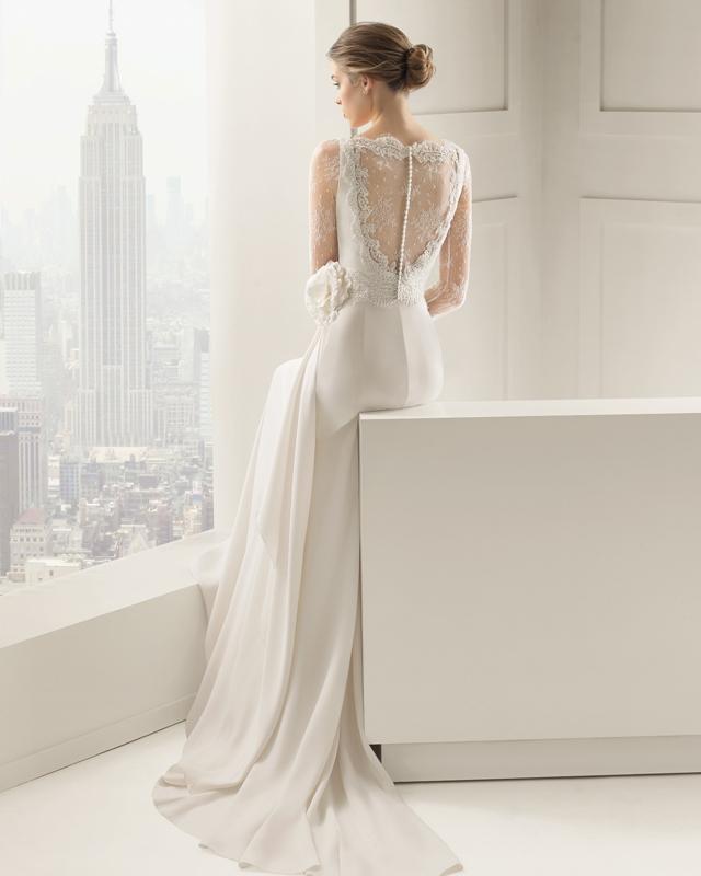 Rosa Clara Printemps Mariage 2015 - Saeta - La Fiancee du Panda blog mariage et lifestyle
