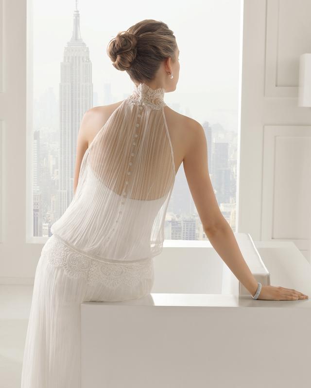 Rosa Clara Printemps Mariage 2015 - Sauca - La Fiancee du Panda blog mariage et lifestyle