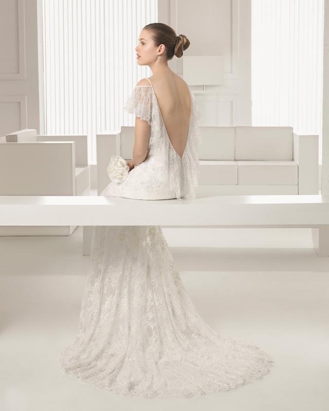 Rosa Clara Printemps Mariage 2015 - Silvestre  - La Fiancee du Panda blog mariage et lifestyle
