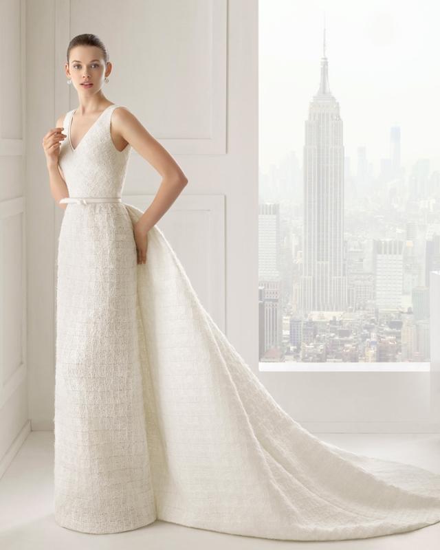 Rosa Clara Printemps Mariage 2015 - Simpatia - La Fiancee du Panda blog mariage et lifestyle