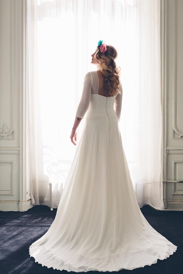 Stephanie wolff robe de mariee paris collection 2015 for Boutiques de robe de mariage kansas city
