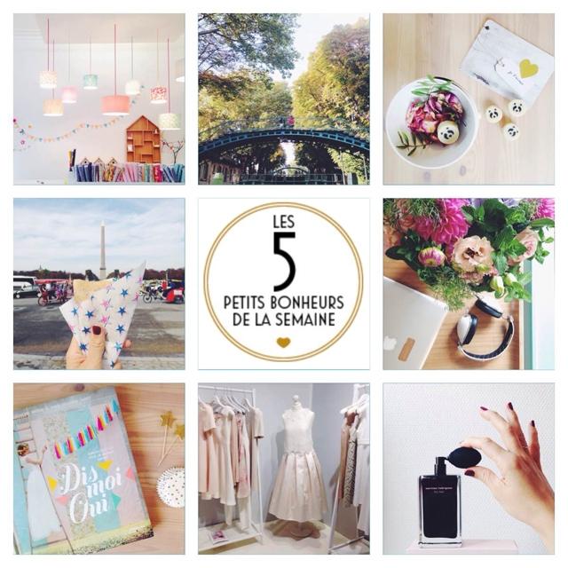5 petits bonheurs de la semaine - La Fiancee du Panda blog mariage et lifestyle 43