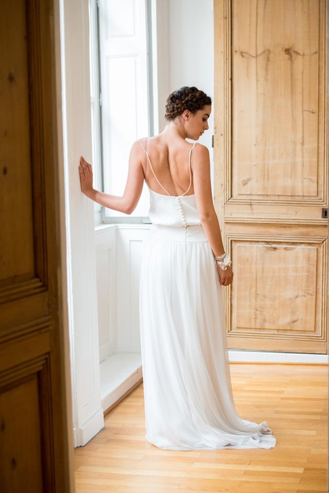 Aurelia Hoang robe de mariee 2015 robe FarrowFarah - Photo Cécile ...