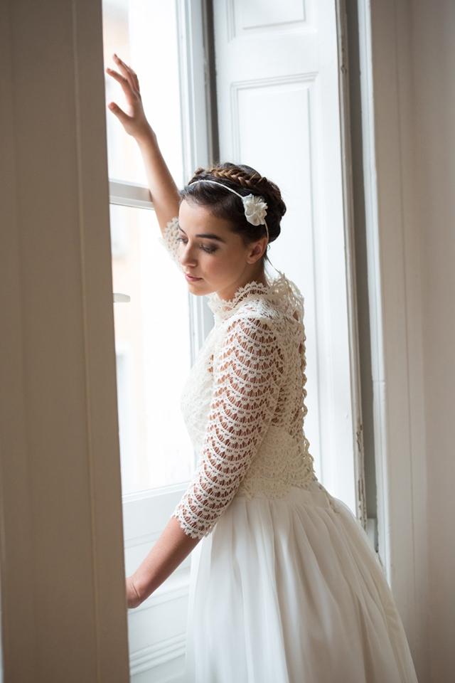 Robe de mariée: Aurélia Hoang, créatrice à Lyon