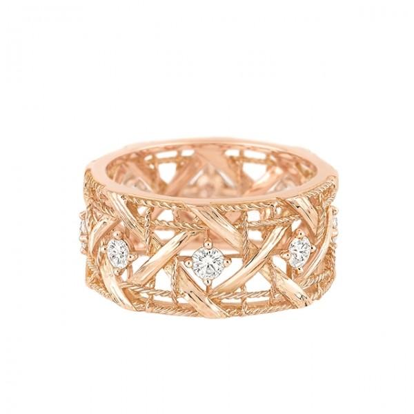 Bague-de-fiancailles-Dior-or-rose-diamants-modele-My-Dior-La-Fiancee ...