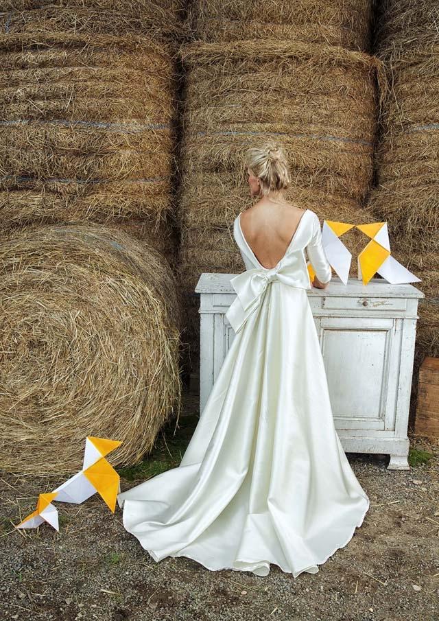 Berengere Cardera robe de mariee collection 2015 robe Rue Monsieur - La Fiancee du Panda blog mariage et lifestyle