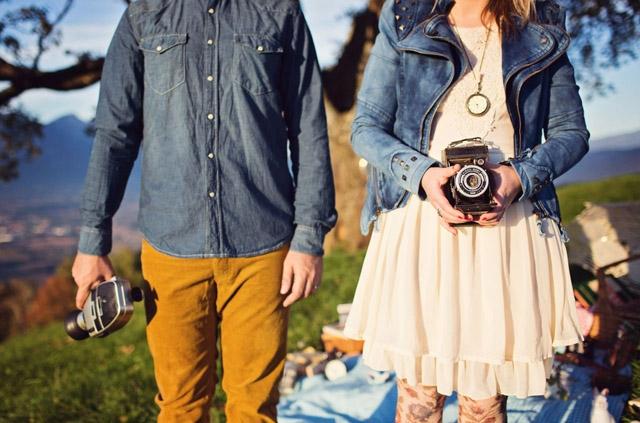 Marions nous dans les bois video mariage - photographe Blanc Coco - La Fiancee du Panda blog mariage et lifestyle