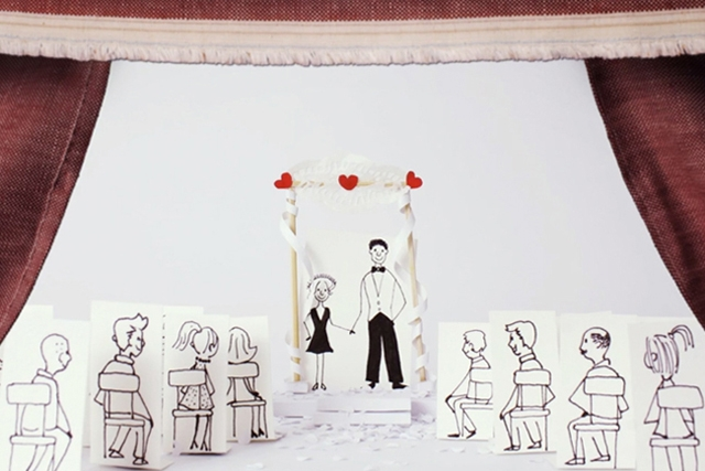 soymilk wedding un joli film d 39 animation en stop motion mariage. Black Bedroom Furniture Sets. Home Design Ideas