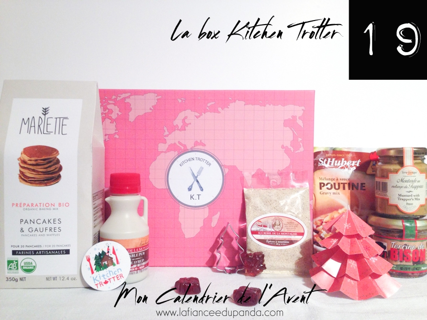 Kitchen Trotter avis box cuisine du monde - La Fiancee du Panda blog mariage
