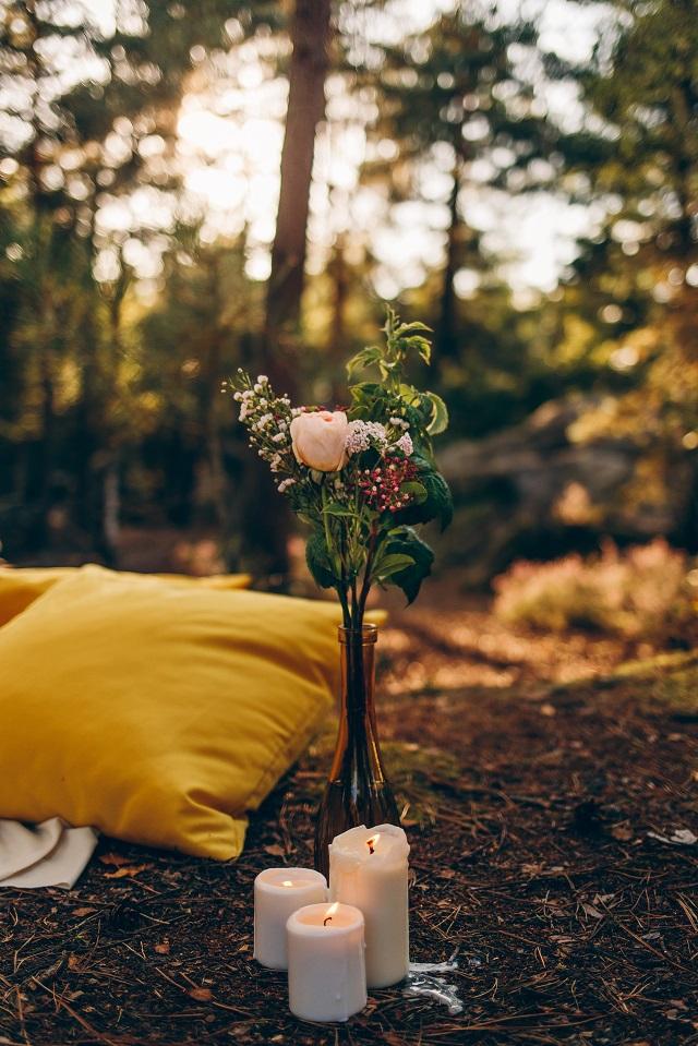 Mariage dans la foret shooting inspiration La Cerf des Confidences - photo Fabien les Bons Moments - La Fiancee du Panda blog mariage-118