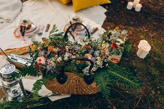 Mariage dans la foret shooting inspiration La Cerf des Confidences - photo Fabien les Bons Moments  - La Fiancee du Panda blog mariage-123