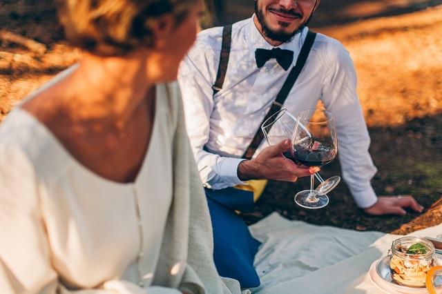 Mariage dans la foret shooting inspiration La Cerf des Confidences - photo Fabien les Bons Moments  - La Fiancee du Panda blog mariage-130