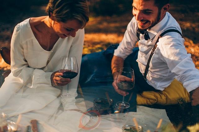 Mariage dans la foret shooting inspiration La Cerf des Confidences - photo Fabien les Bons Moments  - La Fiancee du Panda blog mariage-136