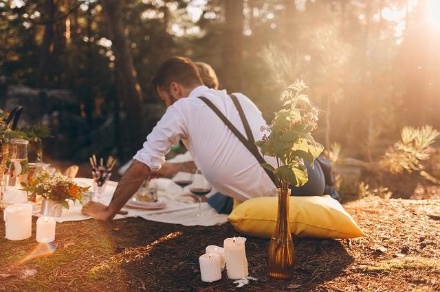 Mariage dans la foret shooting inspiration La Cerf des Confidences - photo Fabien les Bons Moments  - La Fiancee du Panda blog mariage-138