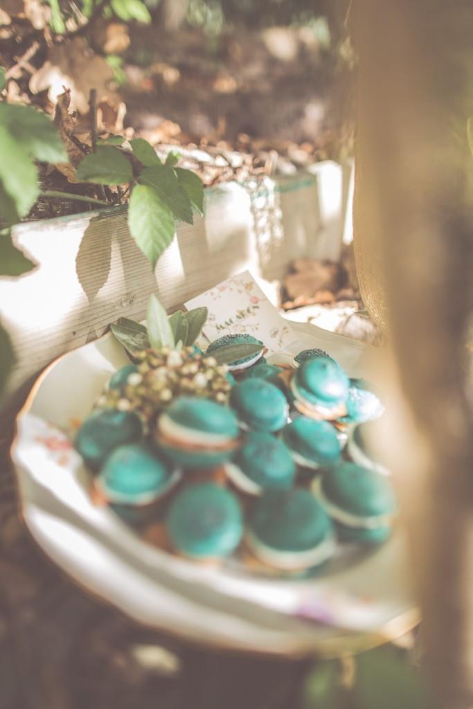 Deco Inspiration Mariage Champetre : Inspiration déco un mariage champêtre et gourmand
