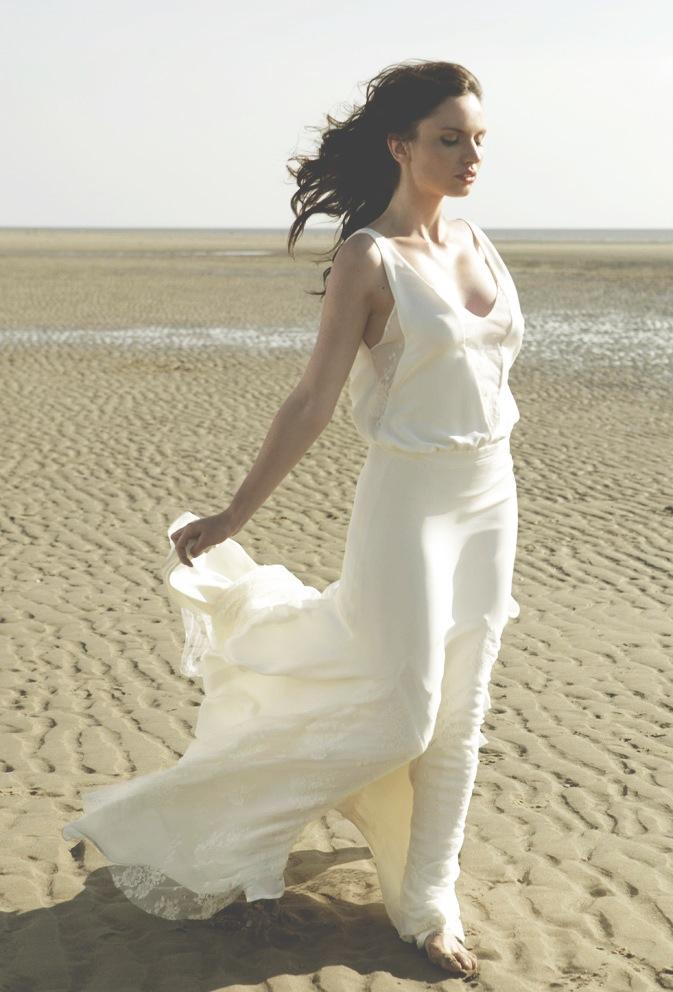 Robe de mariee Sophie Sarfati Babel 7-Collection 2015 - La Fiancee du Panda blog mariage